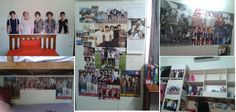 #1DBedrooms As I go to boarding school, I have switched many Rooms. These are just a few.