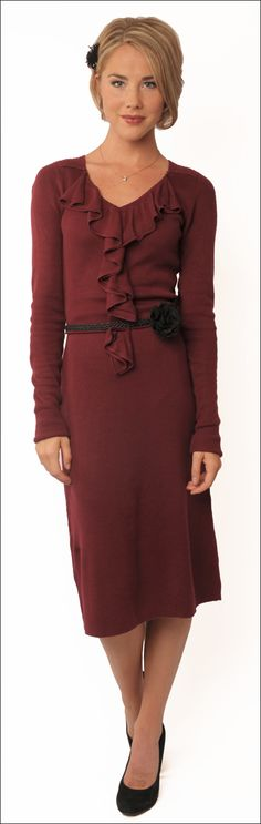 Beverly Sweater Dress * Clearance *