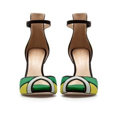 Image 4 of ANKLE STRAP SANDAL from Zara