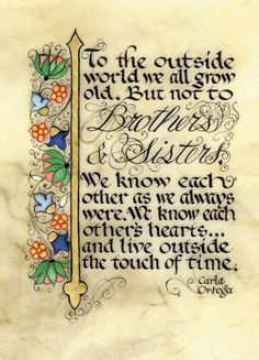 Celtic Card Company presents the illustrated manuscripts of artist Kevin Dillon Illuminated Letters, Illuminated Manuscript, Quotes And Notes, Me Quotes, Irish Quotes, Irish Poems, Irish Sayings, Calligraphy Quotes, Calligraphy Alphabet