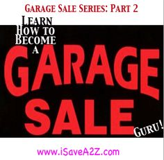 How to make money online finding treasures at Garage Sales! Garage Sale Signs, Garage Shop, Garage Sale Organization, Organizing, Make Money Online, How To Make Money, Finding Treasure, Heavy Water, For Sale Sign