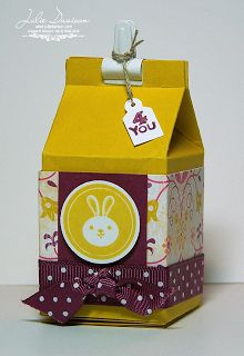 Julie's Stamping Spot -- Stampin' Up! Project Ideas Posted Daily: Easter