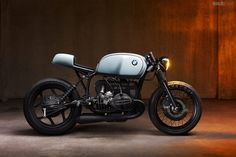Here's a fresh new spin on the popular BMW R80, via the Munich-based custom motorcycle workshop Diamond Atelier.