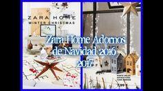 Adornos para Navidad Zara Home 2016 2017