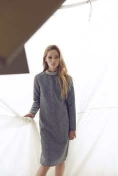 New Inga Buczynska campaign for spring - summer 2015. Minimal, modern fashion