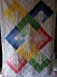 Quilting is beautiful!