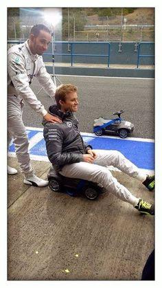 Secret Mercedes tyre test revealed