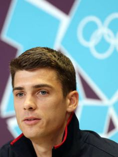 Matt Anderson..... just another one of the many reasons why I love the Olympics. Men's Volleyball? YES PLEASE!!