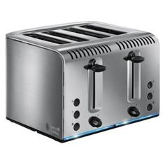 Buy Russell Hobbs 20750 Buckingham 4 SliceToaster - St/Steel at Argos.co.uk, visit Argos.co.uk to shop online for Toasters