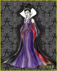 Disney Villains Designer Collection - Evil Queen