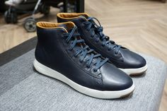 Cole Haan Unveils Their Fall 2017 Men's Shoe Collection at Ayala Malls The 30th | Pinoy Guy Guide  #shoes #mensshoes #footwear #colehaan