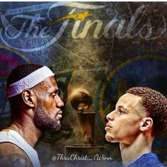LeBron James & Stephen Curry