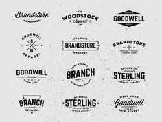 ⬇ Free download: #Vintage Vector #Badges