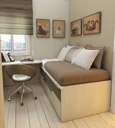 Ideas to decorate a small room | Design Build Ideas
