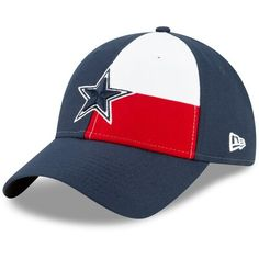ef87261846f91 Dallas Cowboys New Era Women s 2019 NFL Draft Spotlight 9TWENTY Adjustable  Hat – Navy