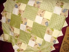 Free Baby Quilt Patterns Quick & Easy