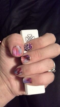 Love jamberry,  these are retired wraps but it was a fun mani. jamazingjammers.jamberrynails.net