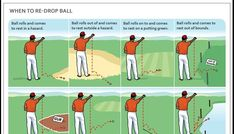 Golf rules many golfers get wrong