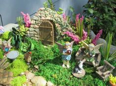 Use these whimsical ideas to update your Fairy Garden with magic and wonder.