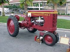 Gibson model I tractor - Google Search