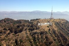 Helicopter tour over Los Angeles