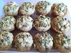 Onion Caraway Whole Wheat Muffins