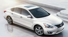 2015 Nissan Altima Hybrid MPG and New design