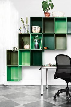 Love The Varied Shades Of Green   Do NOT Love The Sterility · Modular  StorageStorage ...