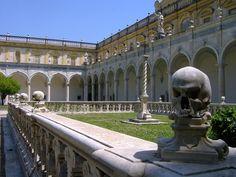 Cosimo Fanzago - Certosa di San Martino, 1623-56 Naples, Italy