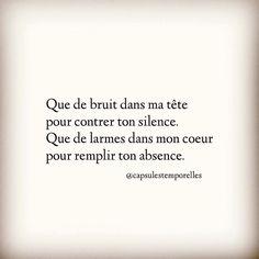 Citations Souvenirs, Tu Me Manques, Quote Citation, Poems Beautiful, Phrases, Grief, Breakup, Sentences, Best Quotes