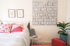 Bright, Cheery Bedroom Astoria Apartment