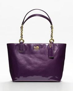 OMGOSH!!!!! I need this pretty purple purse in MY LIFE! ASAP! :)))))))
