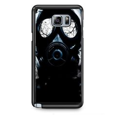 Gas Mask TATUM-4611 Samsung Phonecase Cover Samsung Galaxy Note 2 Note 3 Note 4 Note 5 Note Edge