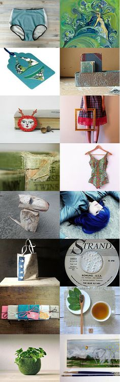 Summer it's on it's way............ by Eveline on Etsy--Pinned with TreasuryPin.com