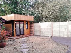 Bespoke timber garden room made to order by Davies Timber Wales, Cwmbran, Wales