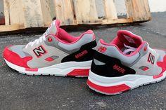 New Balance 1600 Red/Black/Grey