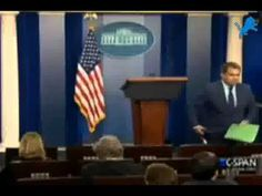 White House Reporters Caught on Hot Mic; You Won't Believe What They Said About Ebola!