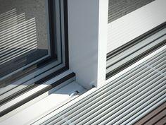 Terrassentür aus Aluminium mit thermischer Trennung Schüco ASS 77 PD.HI by SCHÜCO INTERNATIONAL ITALIA