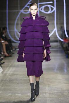 Jean-Charles De Castelbajac Ready To Wear Fall Winter 2014 Paris - NOWFASHION