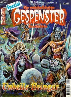 Gespenster Geschichten Spezial #156 - Unheils-Bringer