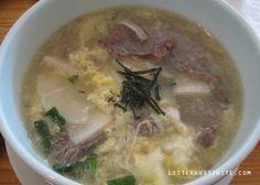 Kalbi Tang (Rib Soup)