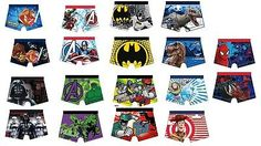Boys kids #official character underwear #boxer #trunks 4-10 years,  View more on the LINK: http://www.zeppy.io/product/gb/2/182103395413/