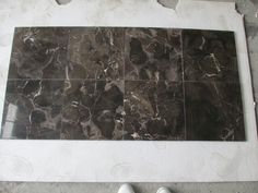 new emperador marble 12in x 12in bathroom and kitchen tile
