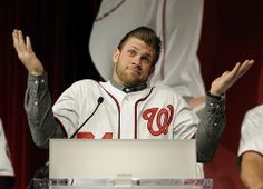 Bryce Harper wins by Scott Ableman, via Flickr. Bryce won by A LOT of points.