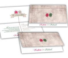 Hochzeitseinladungen mit Edelweiß und im Trachten-Design - für rustikale Hochzeitskarten Edelweiss, Design, Rustic Wedding Invitations, Card Wedding, Getting Married, Design Comics