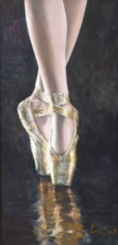 Lucia Sarto was born in the Province of Udine in In Trieste, when she was barely eleven, she was awarded the First Prize on the occasion of a Regional School painting contest. Ballerina Art, Ballet Art, Ballerina Dancing, Ballet Dancers, Ballet Painting, Dance Paintings, Music Painting, Pointe Shoes, Ballet Shoes