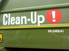 Clean up mumbai