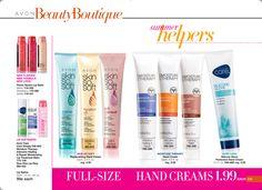 Pattyz AVON: Shop at http://www.AvonIsAwesome.com Full Size Avon Hand Creams $1… | FindSalesRep.com