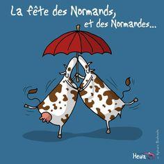 119 meilleures images du tableau heula normandie - Dessin vache humour ...