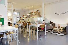 Concept stores voor kids! Fijne plekken waar je met je kind heen kunt voor een koffie en een lekkere lunch...